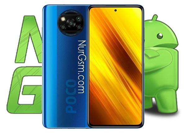 Xiaomi Poco X3 Nfc - Surya  İmei Repair Box Olmadan